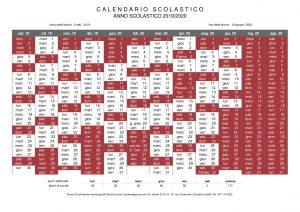 Cerca Calendario.Scuola Primaria Longon Calendario Scolastico